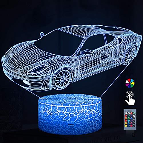 boy lamp car - 8