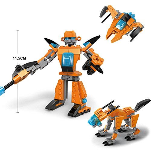 lego 3 in 1 robot - 4