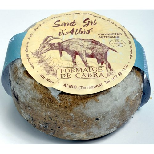 Garrotxa Goat Cheese (1 lb)