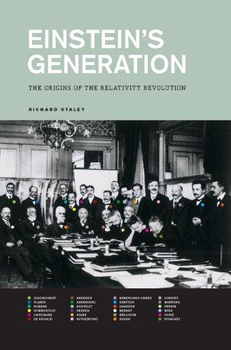 Einstein's Generation: The Origins of the Relativity Revolution