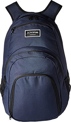 Dakine Campus Backpack – Laptop Sleeve – Multiple Compartments – 25L & 33L Size Options