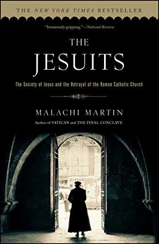 The Jesuits by Malachi Martin