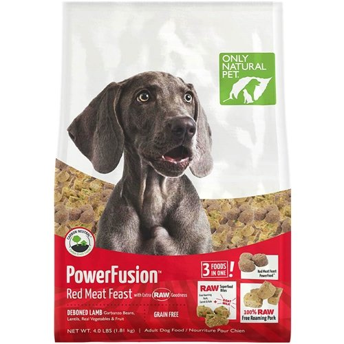 Only Natural Pet PowerFusion Red Meat Feast 4 lb