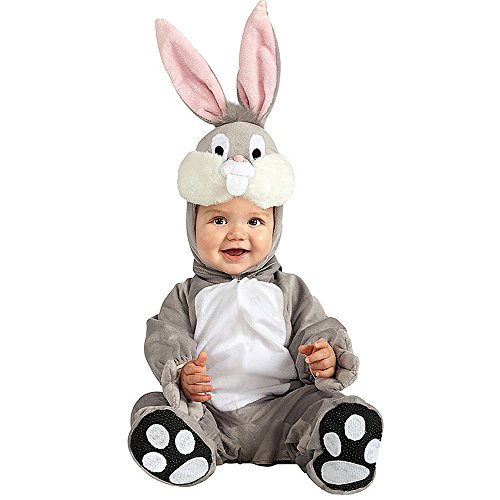 XXOO Toddler Baby Infant Rabbit Buddy Easter Dress up Outfit Costume ()