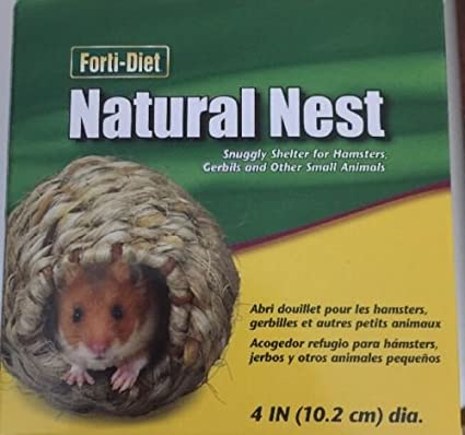 Amazon com : Forti-Diet Natural Nest Snuggly Shelter for