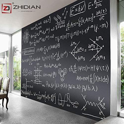 - Large Chalkboard Roll Magnetic Receptive Blackboard Wall Sticker with Chalks, 60