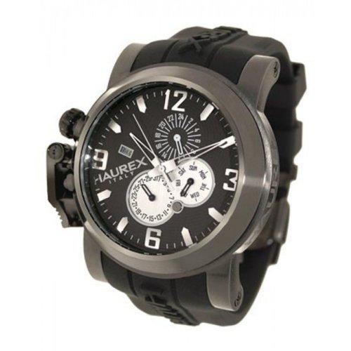 3c175f9005b7 Haurex Italy San Marco Gray Dial Watch  1J311UGG - Reloj de caballero de  cuarzo