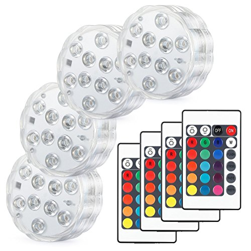 Led Lights In Glass Bowl in US - 2