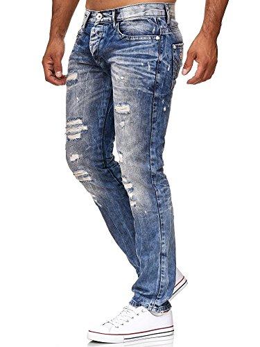 Hombre Redbridge para Vaquero Azul Slim tFqtwZzWr