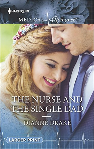 book cover of The Nurse and the Single Dad