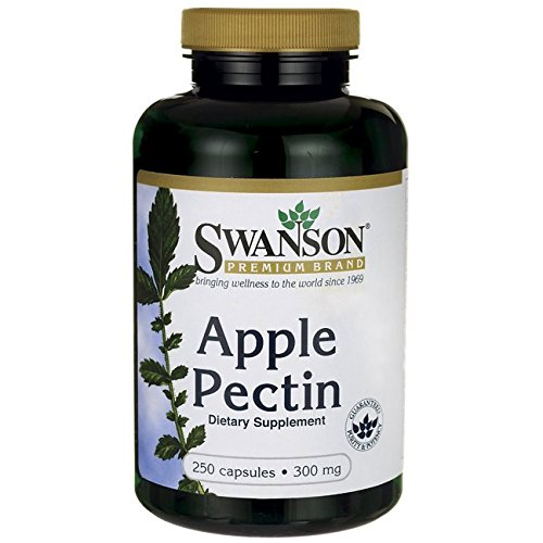 Apple pectin supplements