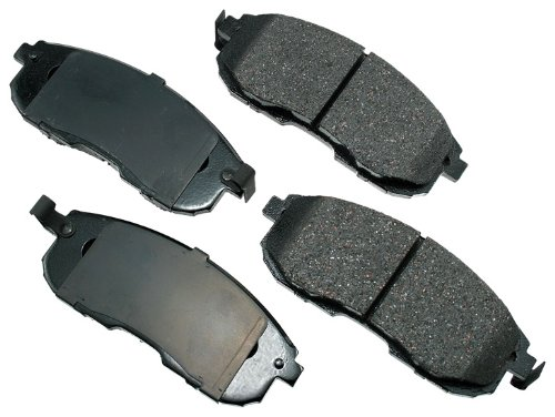 Akebono ACT815 ProACT Ultra-Premium Ceramic Brake Pad Set