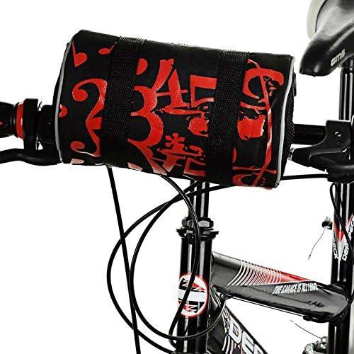 B-SOUL Bike Bicycle Saddle Bag Front Top Tube Frame Bag Cycling Tail Bag Pouch