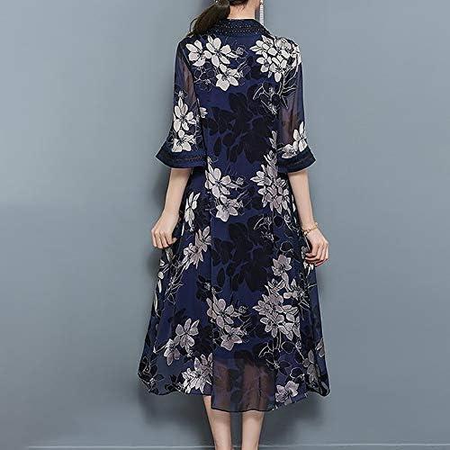Susichou Qiapo Robe longue style chinois