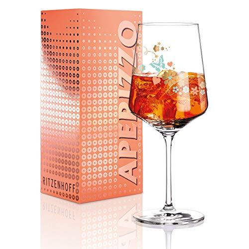 Ritzenhoff Aperizzo, Aperol Glass, for Aperitifs, 600ml, Kathrin Stockebrand, 2840012