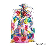 easter basket covers - Easter Basket Bags (12 Pack) 17 3/4