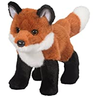 Douglas Toys Bushy Red Fox Stuffed Animal Toy