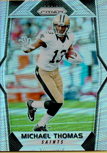 Football NFL 2017 Prizm Prizm #137 Michael Thomas Saints by