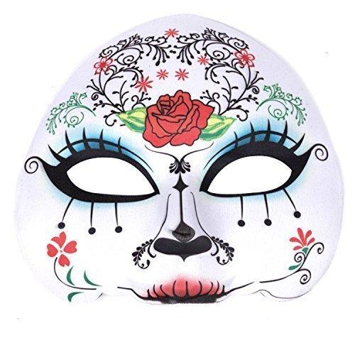 525af9de6db Women's Day Of The Dead Sugar Skull Mask -