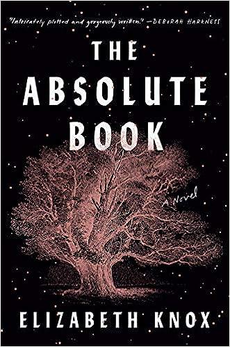 The Absolute Book: A Novel: Knox, Elizabeth: 9780593296738: Amazon.com:  Books