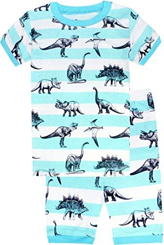 Boys2 Piece Sleepwear Pajamas Dinosaurs product image
