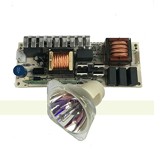 7R 230W Beam Light Moving Round Head Lamp with Ballast Power Supply for R7 MSD Stage Lighting Bulb Digital Bare Bulb