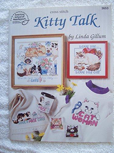 Kitty Cross Stitch Pattern - 7