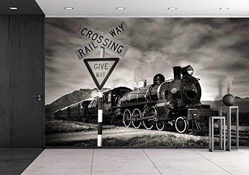 Old Fashioned Steam Locomotive Kingston New Zealand