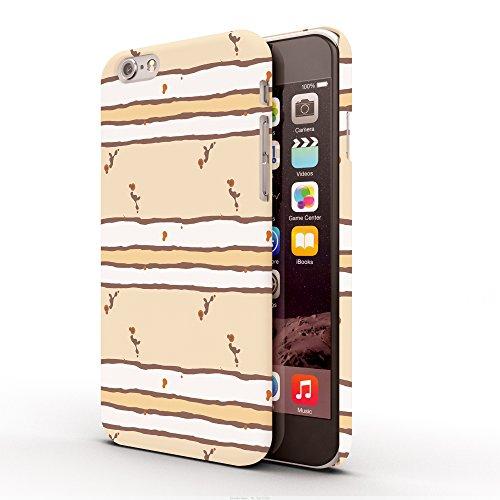 Koveru Back Cover Case for Apple iPhone 6 - Bird Fencing