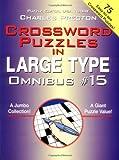Crossword Puzzles in Large Type Omnibus, Charles Preston, 0399528903