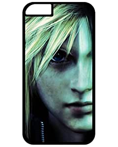6282769ZA313727537I6 iPhone 6 Case Final Fantasy Advent Children - Zack & Cloud Theme [Scratch Resistant] Uncommon Hard Phone Accessories