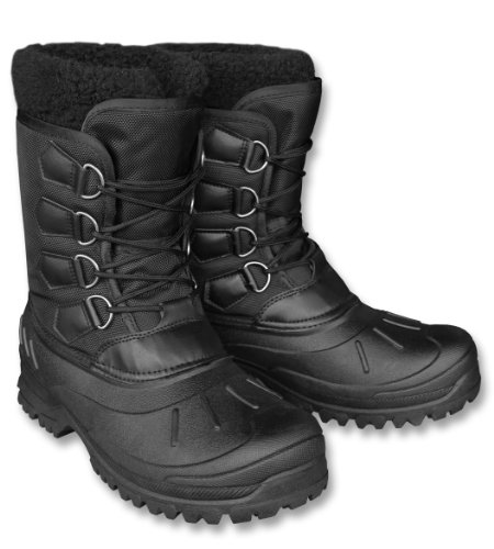 Extreme Highland Mens Brandit Shoes Weather Black 6xwUPqCt