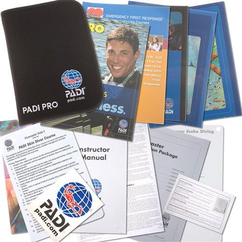 PADI Divemaster Crew Pack Training Materials for Scuba Divers (Padi Dive Recreational)