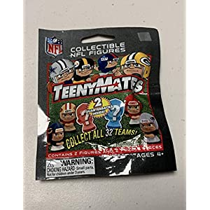 Unopened Pack NFL Teenymates Series 1 Collectible NFL Figures