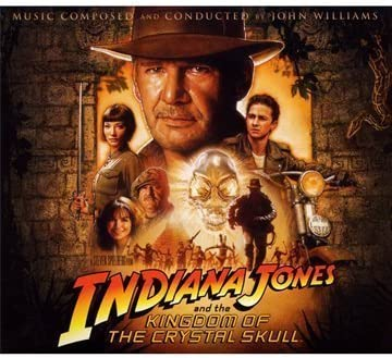 Indiana Jones And The Kingdom Of The Crystal Skull 2008 05 20 By Unknown Amazon Co Uk Music