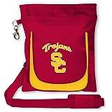 Charm14 NCAA USC Trojans Crossbody Purse-Handbag-Travel
