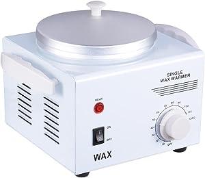 AW Portable Single Salon Electric Hot Wax Warmer Heater Facial Skin Hair Removal Spa Professional Tool Kit