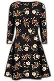 MMT Women's Long Sleeve Dress
