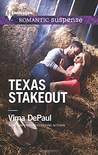 book cover of Texas Stakeout