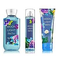 Bath & Body Works Moonlight Path Body Set - Shower Gel 10 Fl Oz, Fine Fragrance...
