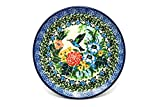 Polish Pottery Plate - Bread & Butter