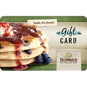First Watch Restaurants Gift Card