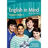 English in Mind, Level 4, Herbert Puchta and Jeff Stranks, 0521184460