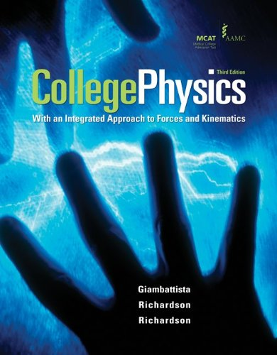 Student Solutions Manual to accompany College Physics