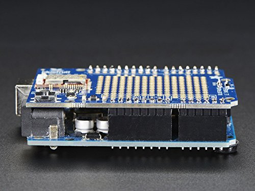 Adafruit Bluefruit LE Shield - Bluetooth LE for Arduino by Adafruit (Image #1)