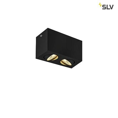 SLV TRILEDO Double - Lámpara LED para empotrar en el techo ...