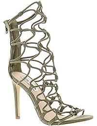Steve Madden Women's Mayfair Dress Sandal
