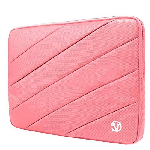 Nylon PRO Carrying Quilted Sleeve Pink Travel Case For De...
