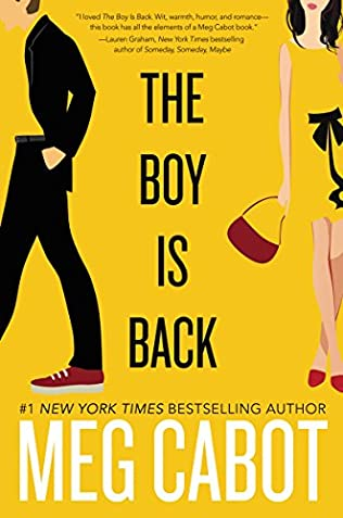 book cover of The Boy Is back