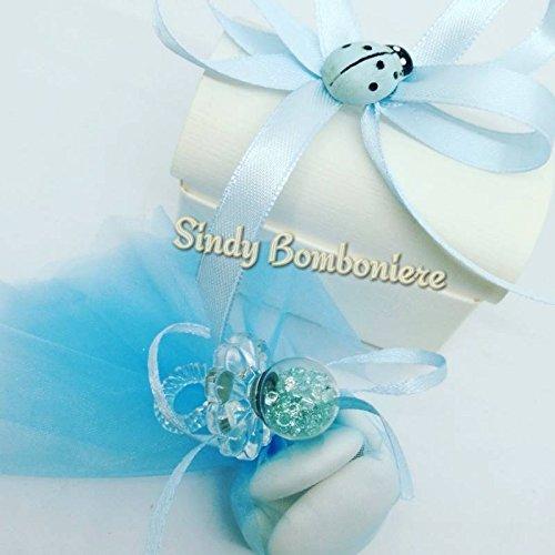 Sindy Bomboniere Bomboniere originales para bautizo nacimiento niño ...